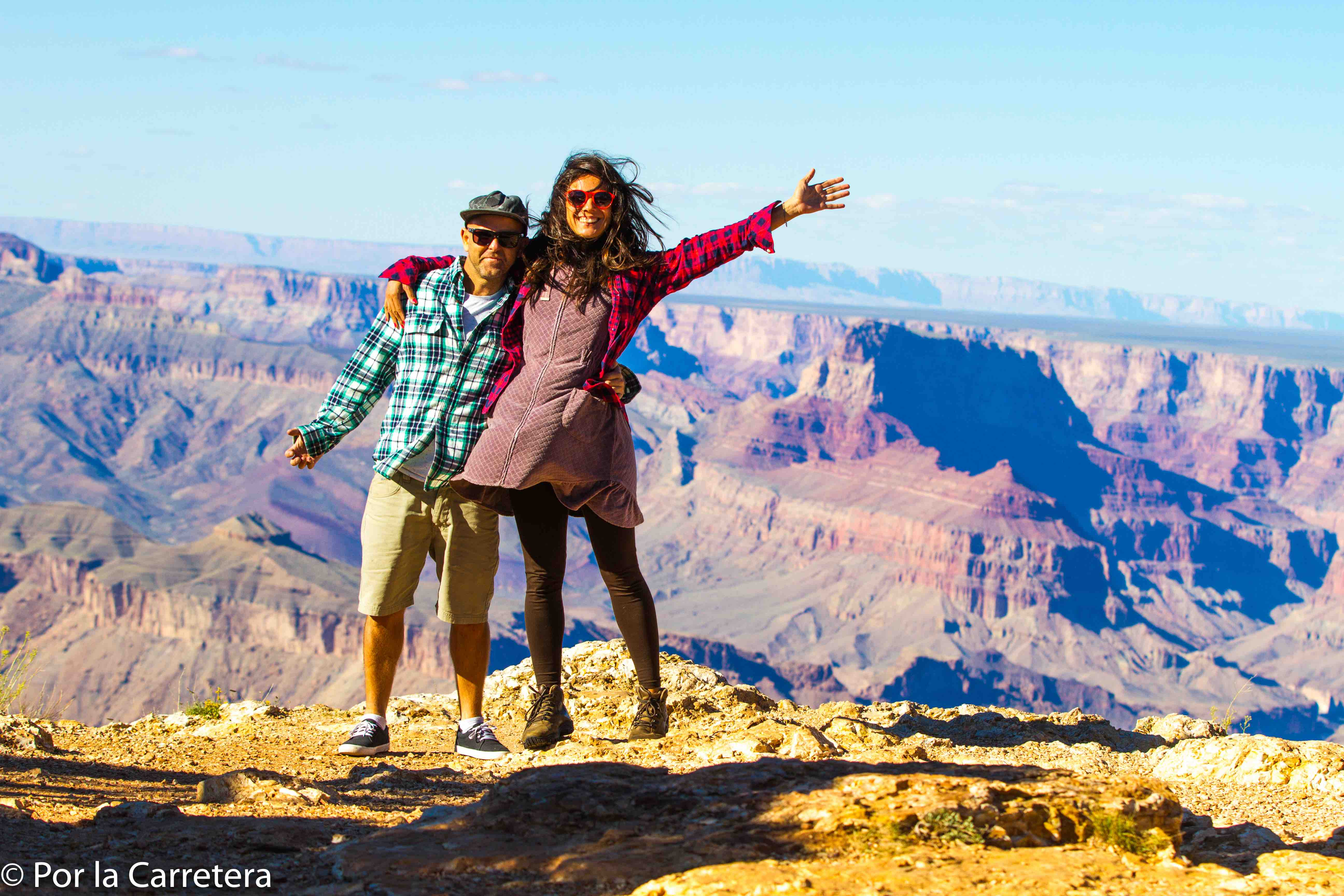 Hike arizona camping acamapr grand Canyon