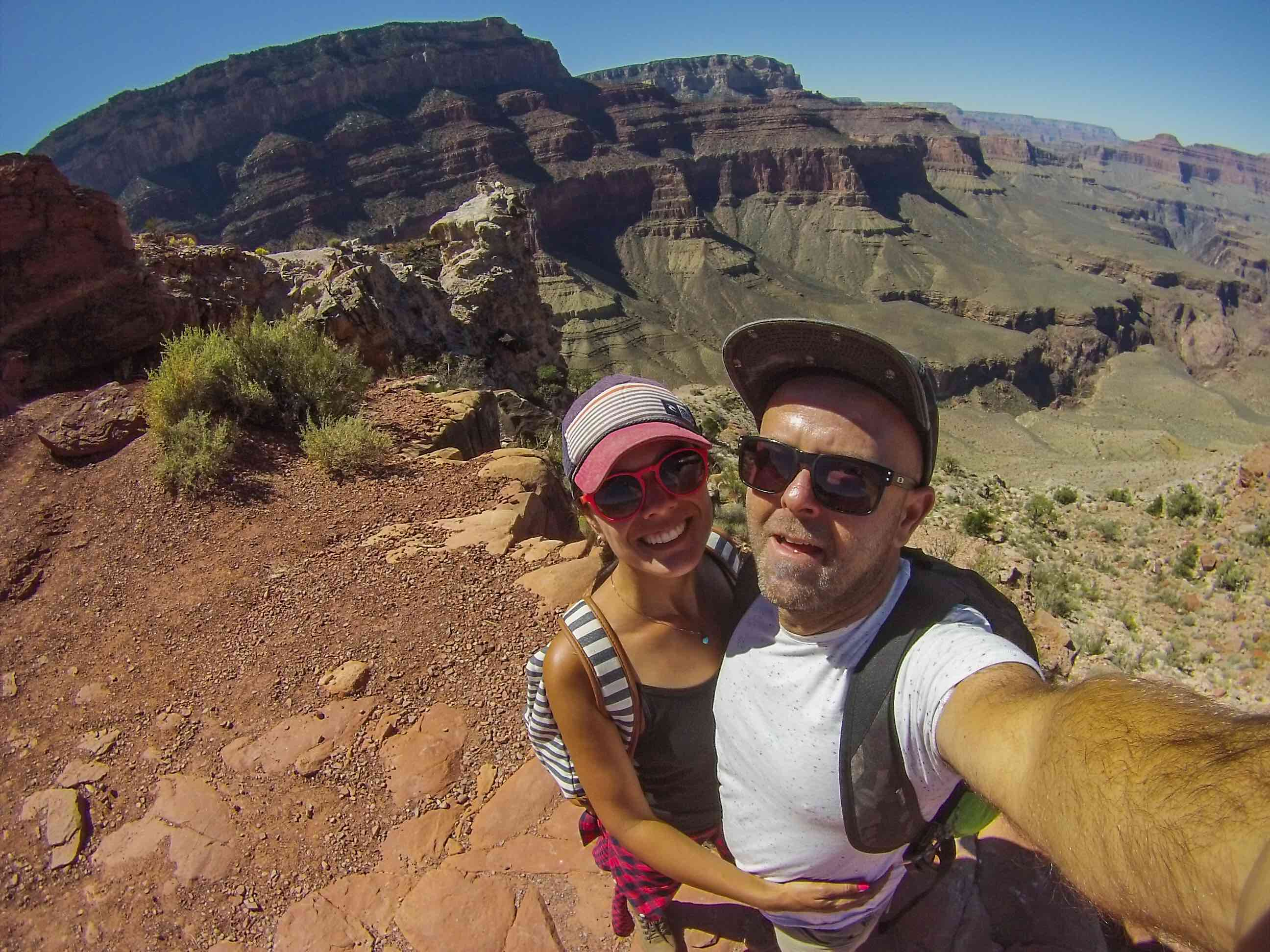 Hike Arizona USA Grand Canyon