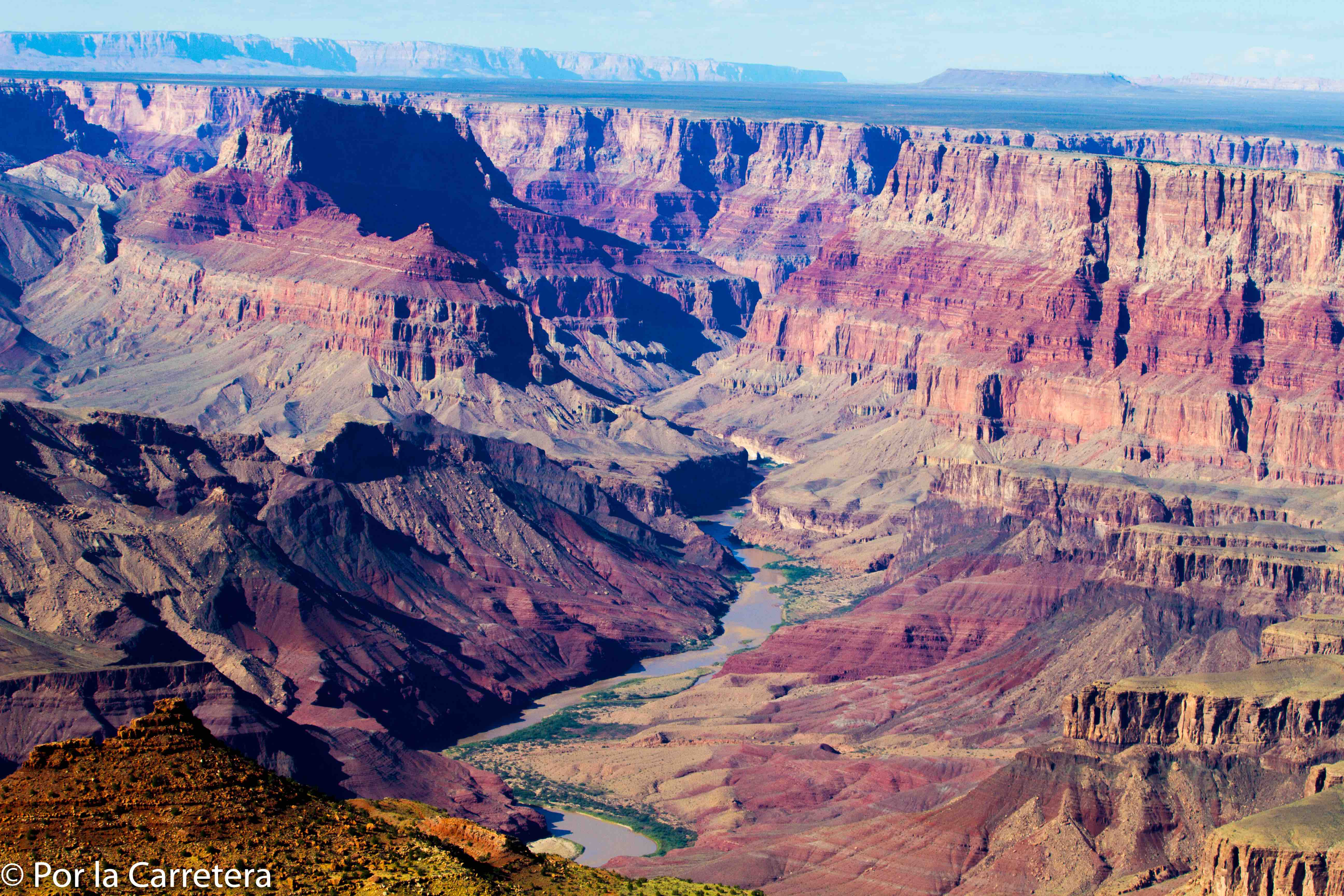 Grand Canyon Hike arizona camping acampar grand Canyon
