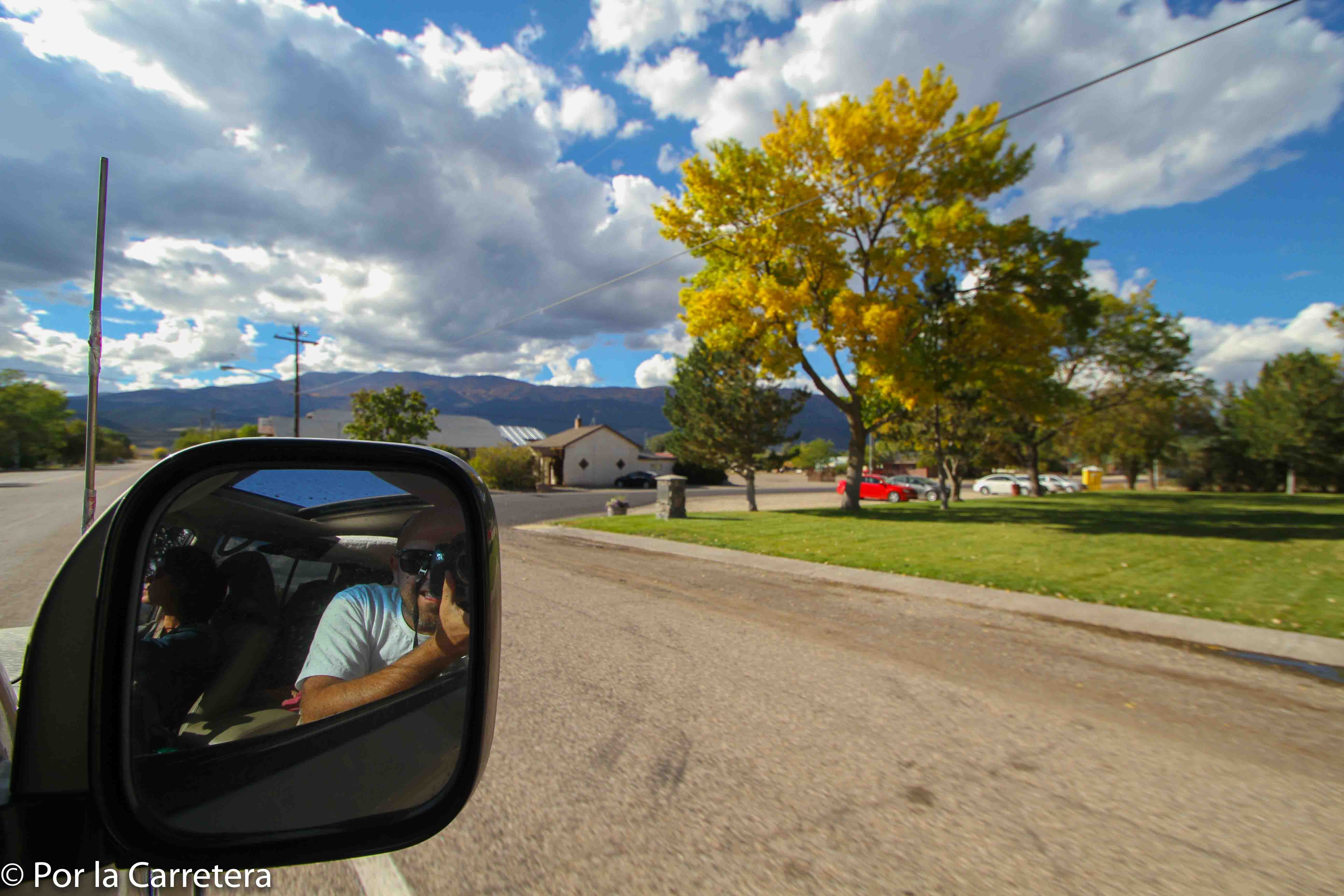 Cidades pequenas no Utah