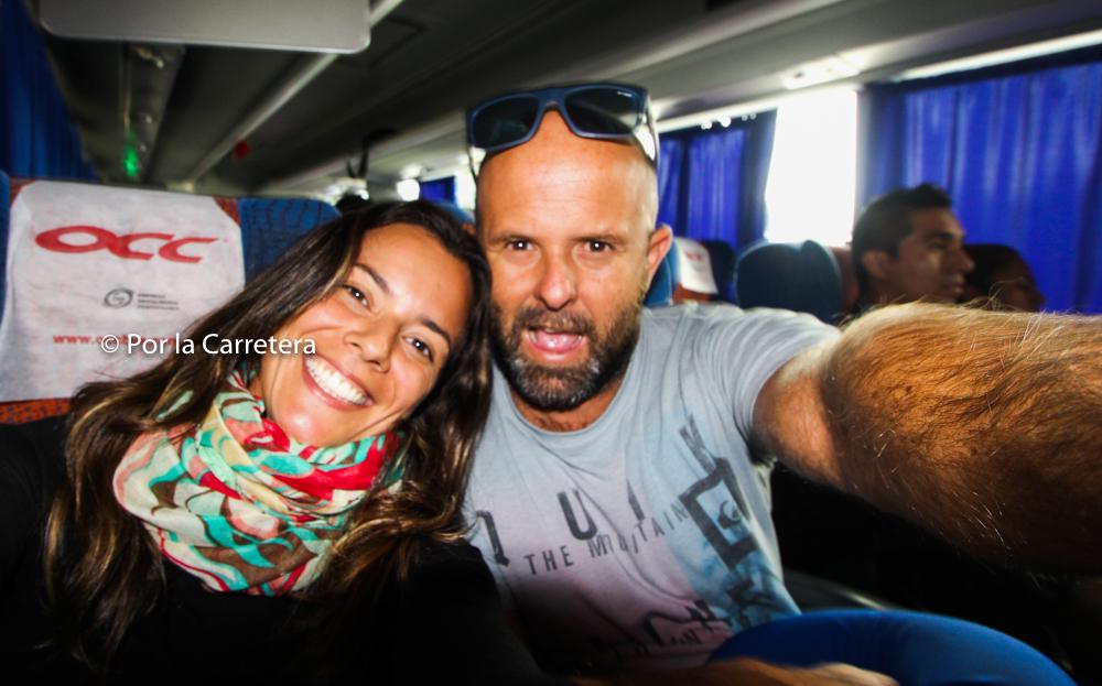 Cruzando o México de Busão