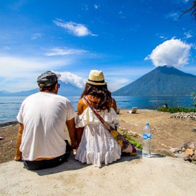 Guatemala: Lago Atitlán, Antigua e seus vulcões