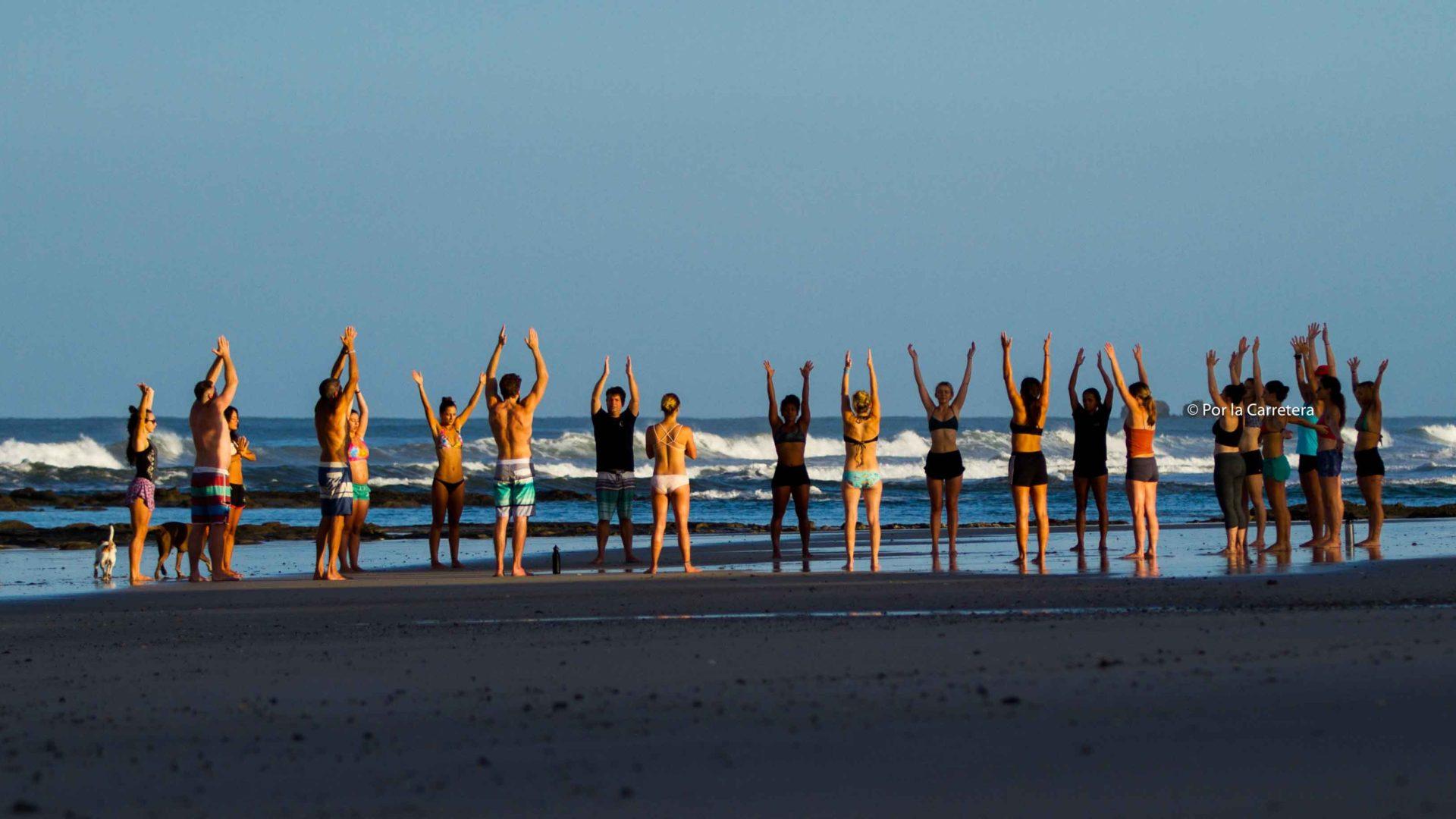 Yoga na Costa Rica