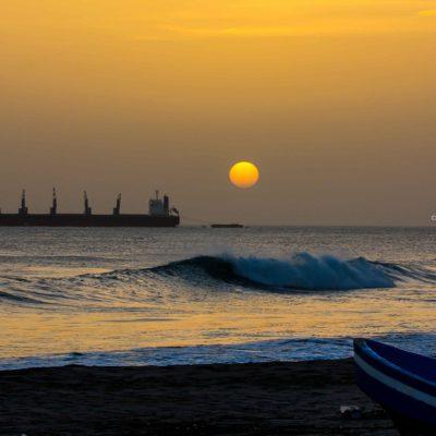 Sol e Surf de Single Fin no Norte da Nicarágua