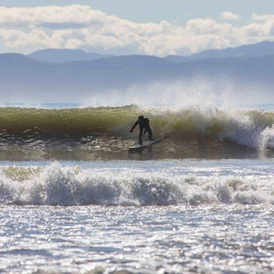 Surf no Canadá