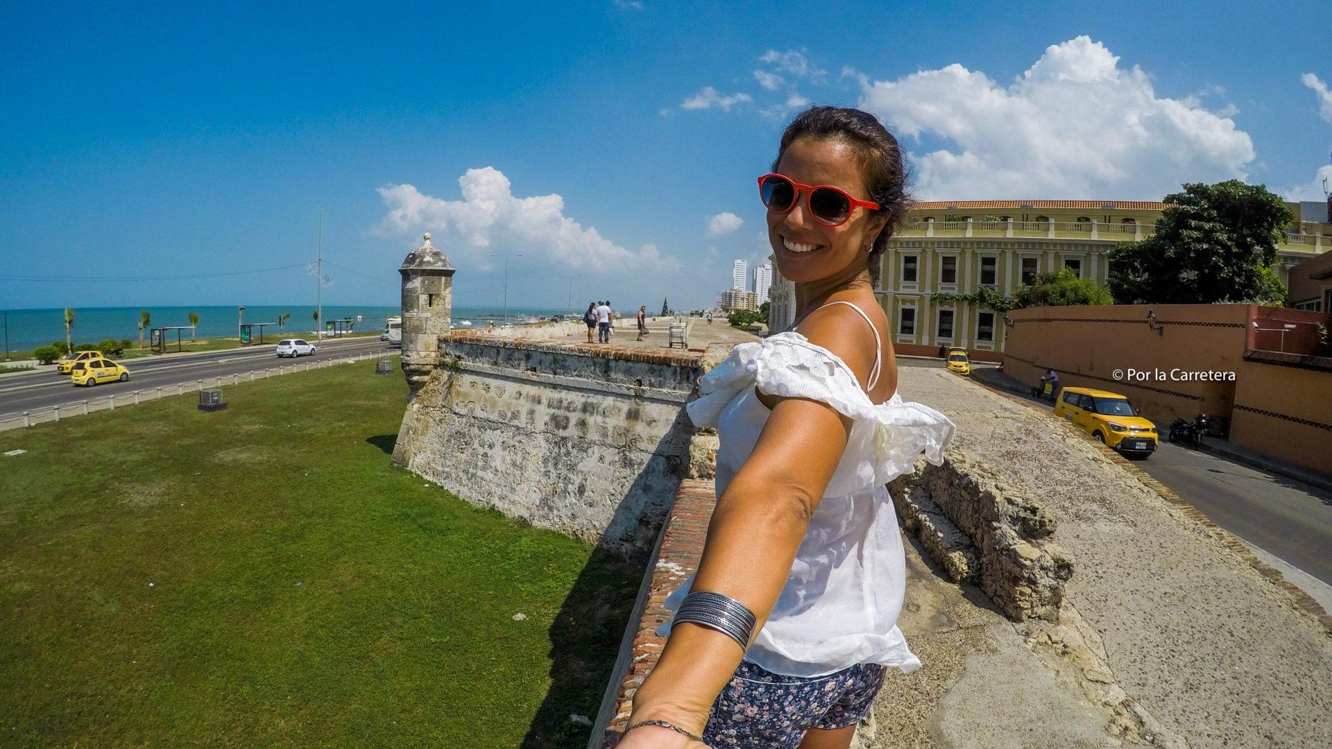Cartagena: Bem-vindos à Colômbia!