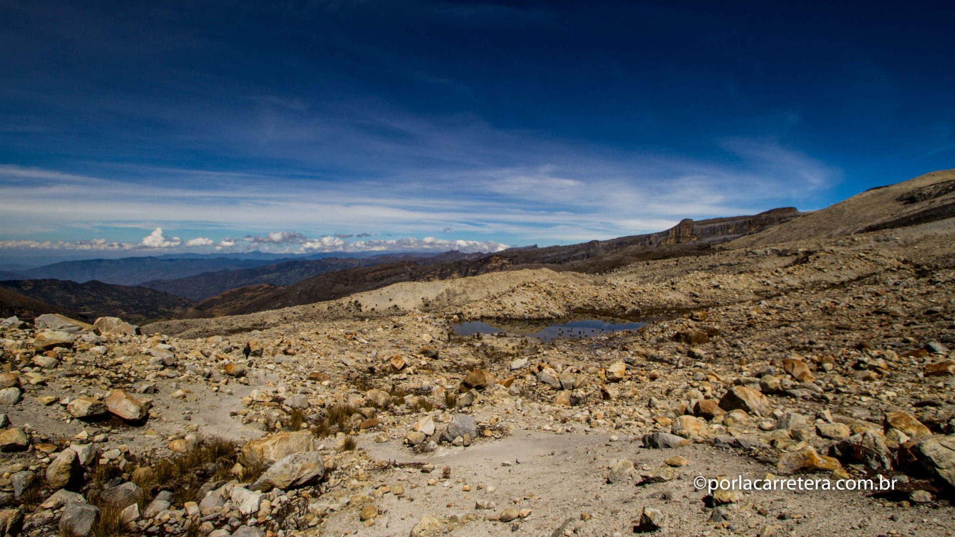 El Cocuy Parte II - O Hiking